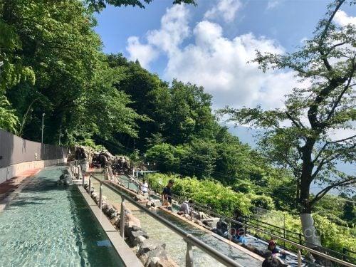 超絶景露店風呂
