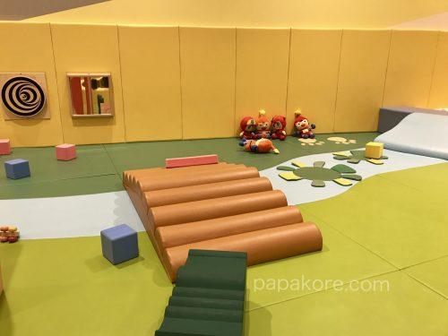 乳幼児専用スペース